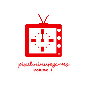 PixelMinuteGames Volume 1 Album Cover