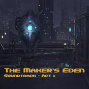The Maker's Eden, Act 1 Album Cover